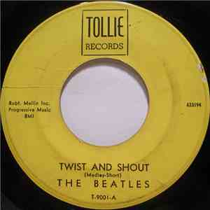 The Beatles - Twist And Shout
