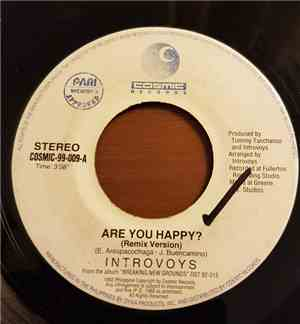 Introvoys - Are You Happy? (Remix Version)