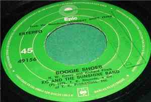 KC & The Sunshine Band - Boogie Shoes