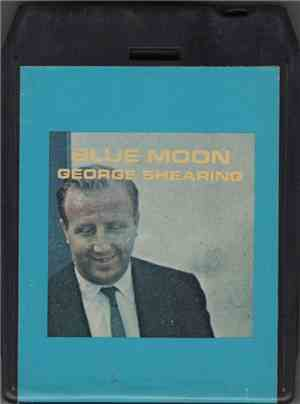 George Shearing - Blue Moon
