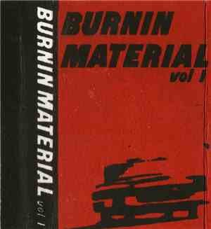 Various - Burnin' Material Vol 1 - Call The Firemen!!