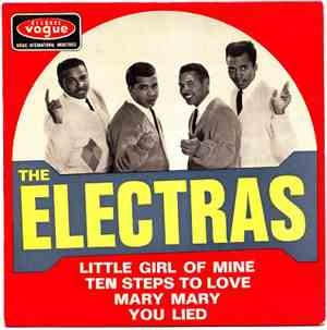 The Electras  -  Little Girl Of Mine / Mary Mary / Ten Steps To Love / You  ...