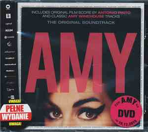 Antonio Pinto, Amy Winehouse - Amy (The Original Soundtrack)