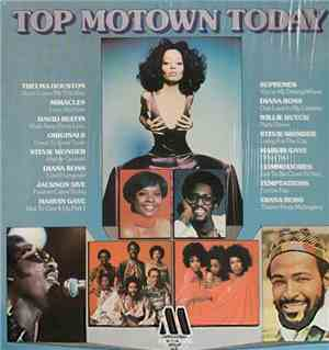 Various - Top Motown Today