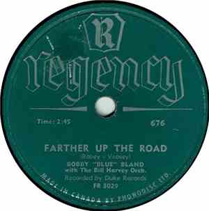Bobby Bland - Farther Up The Road
