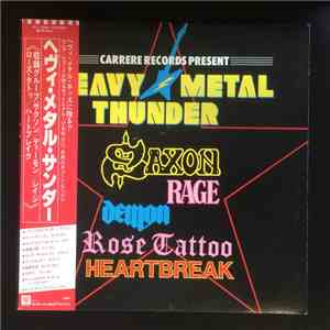 Various - Heavy Metal Thunder