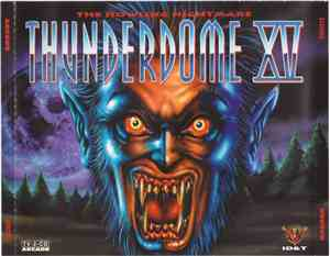 Various - Thunderdome XV - The Howling Nightmare