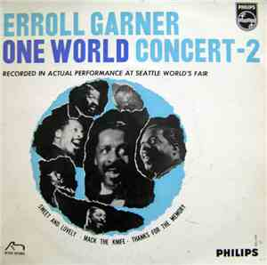 Erroll Garner - One World Concert - Vol. 2
