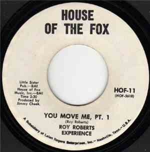 Roy Roberts Experience - You Move Me