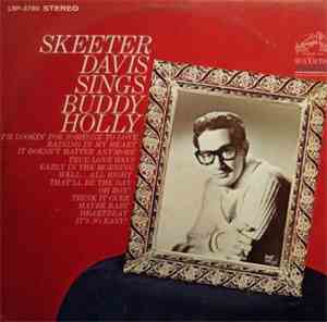 Skeeter Davis - Sings Buddy Holly