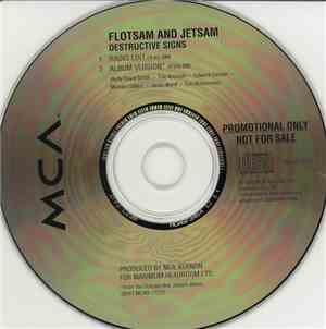 Flotsam And Jetsam - Destructive Signs