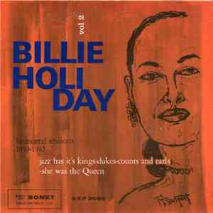 Billie Holiday - Billie Holiday Vol. 2 (Immortal Sessions 1939-1945)