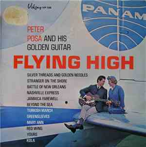 Peter Posa And His Golden Guitar - Flying High