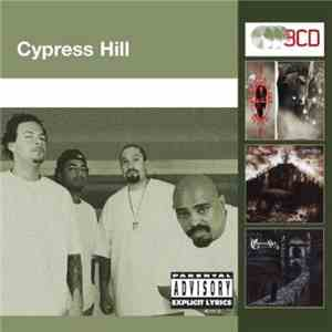 Cypress Hill - Cypress Hill / Black Sunday / Temples Of Boom
