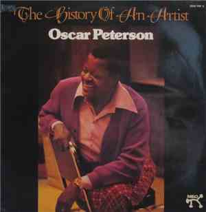 Oscar Peterson - The History Of An Artist