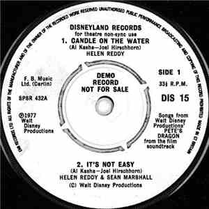 Helen Reddy / Sean Marshall  / Mickey Rooney - Candle On The Water